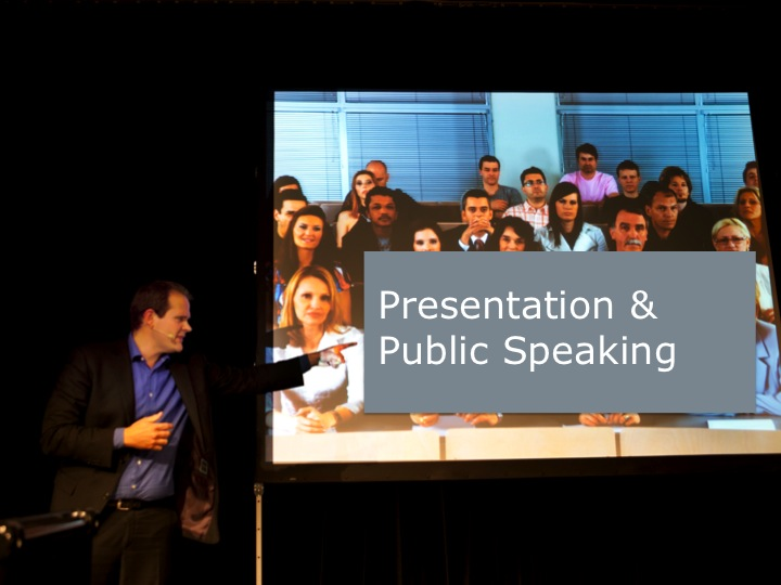Presentation & Public Speaking