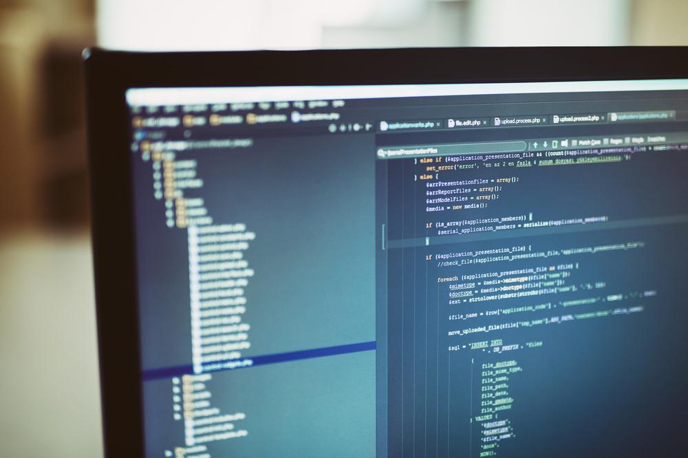 SoftwareCodeShutterstock